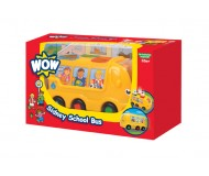 Sidney school bus - WOW