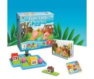 Jeu Three Little Piggies ( les trois petits cochons ) SMART GAMES - Bleu Griotte