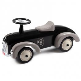 Porteur Speedster Noir BAGHERA - Bleu Griotte
