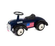 Porteur Speedster America BAGHERA - Bleu Griotte