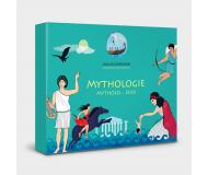 Jeu des expressions Mythologie - Sylvie de Soye - Bleu Griotte
