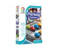 Jeu de stratégie Parking Tournis - Jeu SMART GAMES - Bleu Griotte