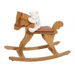 cheval bascule moulin roty bleu griotte. Black Bedroom Furniture Sets. Home Design Ideas