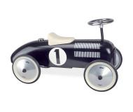 Porteur voiture vintage noir Vilac - Bleu Griotte