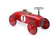 Porteur voiture vintage rouge Vilac - Bleu Griotte