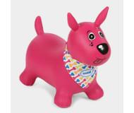 Mon chien sauteur Rose Ludi - Bleu Griotte