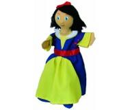 Marionnette BLANCHE NEIGE Au Sycomore - Bleu Griotte